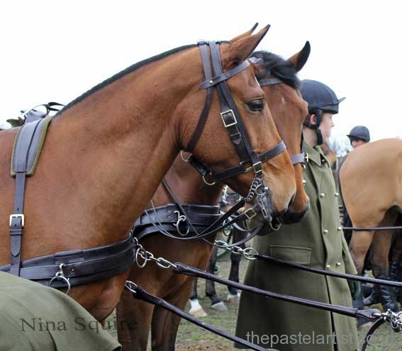 The King's Troop Royal Horse Artillery 4 - Nina Squire ...