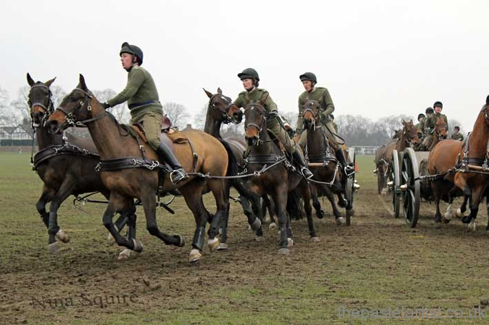 Kings Troop